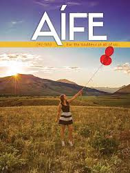 Write Our World in Aife Magazine