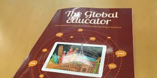 Write Our World Featured in The Global Educator